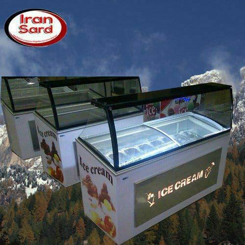 یخچال تاپینگ